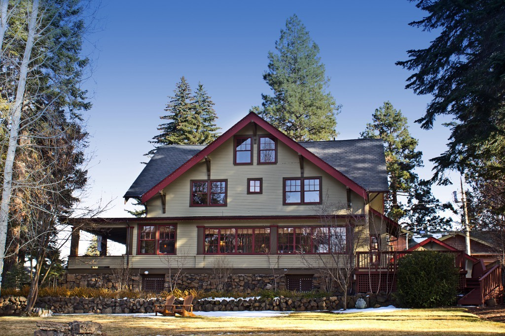 From ultra-modern to classic Craftsman, building your own home gives you complete choice over all stylistic elements.