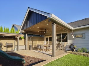 Elk Ridge Remodeling - Exterior Covered Patio